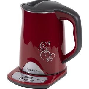 Чайник электрический GALAXY GL0340, красный