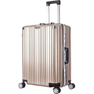 Чемодан L'CASE Abu Dhabi champangne PT-909 24 (M)-30.5*49.5*68 abu telfan