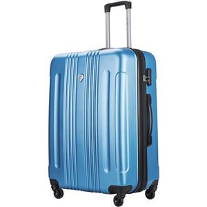 Чемодан L'CASE Bangkok blue (L) с расширением sam smith bangkok
