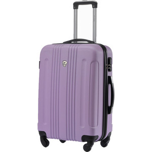 Чемодан LCASE Bangkok Light purpule 22 (M) 25*62*43