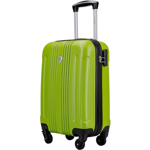 Чемодан L'CASE Bangkok K17 green (S) цены онлайн