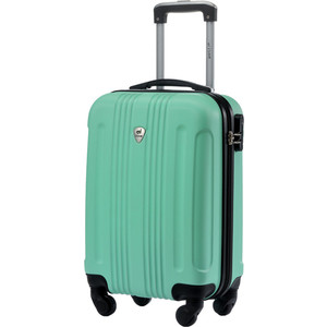 Чемодан LCASE Bangkok Light green 18 (S) 21*37*54