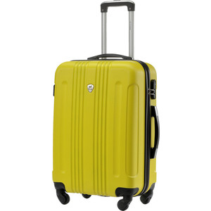 Чемодан LCASE Bangkok Light yellow (22 (M) 25*62*43)