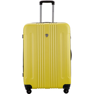 Чемодан LCASE Bangkok Light yellow 26 (L) 33*47*72 с расширением