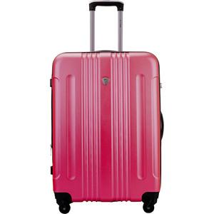 Чемодан L'CASE Bangkok Peach pink (L) с расширением sam smith bangkok