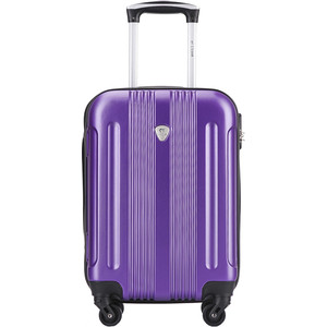Чемодан LCASE Bangkok New purple 18 (S) 21*37*54