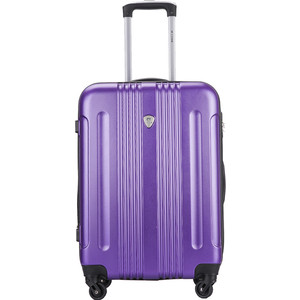 Чемодан L'CASE Bangkok New purple (M) цены онлайн