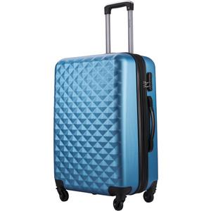 Чемодан L'CASE Phatthaya Blue (M) с расширением