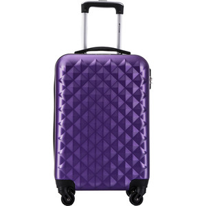 Чемодан LCASE Phatthaya New purple (S)