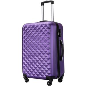 Чемодан LCASE Phatthaya New purple (M)