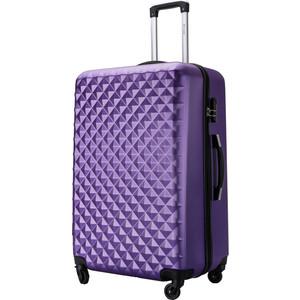 Чемодан LCASE Phatthaya New purple (L)
