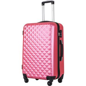 Чемодан LCASE Phatthaya Peach pink (M)
