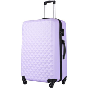 Чемодан LCASE Phatthaya Light purpule (L)