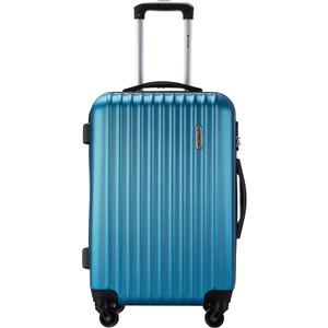 цена Чемодан L'CASE Krabi Blue 22 (M) 25*62*43 онлайн в 2017 году