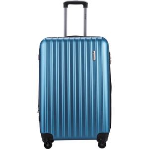 Чемодан L'CASE Krabi Blue 26 (L) 33*47*72 с расширением недорго, оригинальная цена