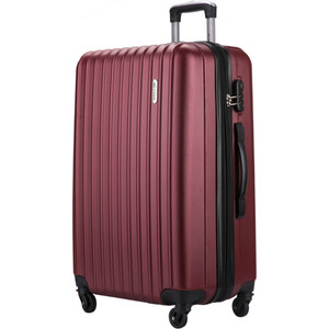 Чемодан L'CASE Krabi Red wine (L) puky r 03 l red