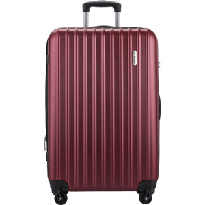 Чемодан L'CASE Krabi Red wine (L) с расширением puky r 03 l red