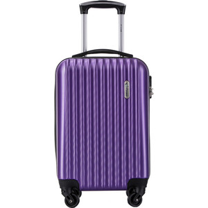 Чемодан LCASE Krabi New purple (S)