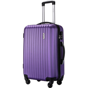 Чемодан LCASE Krabi New purple (M)