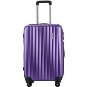 Чемодан LCASE Krabi New purple 22 (M) 27*62*43 с расширением
