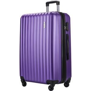 Чемодан LCASE Krabi New purple 26 (L) 33*47*72 с расширением