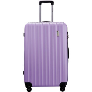Чемодан LCASE Krabi Light purpule 26 (L) 33*47*72 с расширением