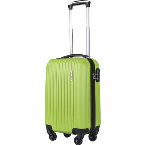 Чемодан L'CASE Krabi K17 green (18 (S) 21*37*54)