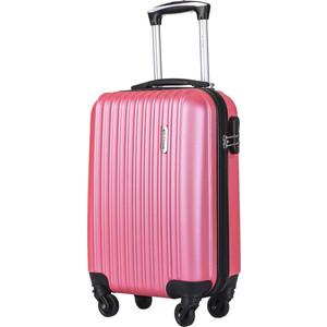 Чемодан LCASE Krabi Peach pink 18 (S) 21*37*54