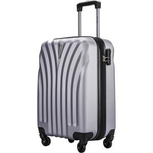 купить Чемодан L'CASE Phuket Gray (20 (S) 24*37*60) с расширением по цене 2655 рублей