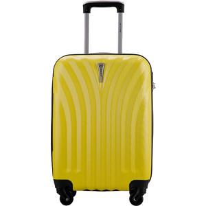 купить Чемодан L'CASE Phuket Light yellow (20 (S) 24*37*60) с расширением по цене 2655 рублей