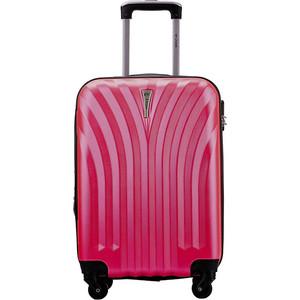 купить Чемодан L'CASE Phuket Peach pink 20 (S) 24*37*60 с расширением по цене 2655 рублей