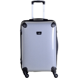 Чемодан LCASE Paris K05 SHINY Gray 28 (L) 31*49*78