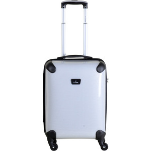 Чемодан L'CASE Paris K05 SHINY White (S) yttoo white s