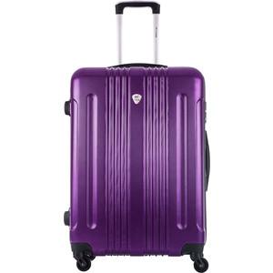 Комплект чемоданов L'CASE Bangkok New purple с расширением bangkok top 10