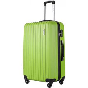 Комплект чемоданов LCASE Krabi K17 green