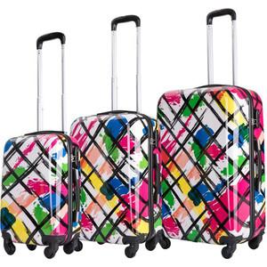 Комплект чемоданов LCASE Drawing