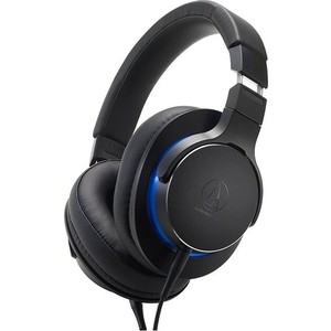 Наушники Audio-Technica ATH-MSR7B black все цены