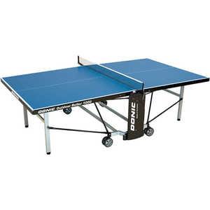Теннисный стол Donic-Schildkrot Outdoor Roller 1000 Blue (230291) теннисный стол donic delhi 25 blue без сетки