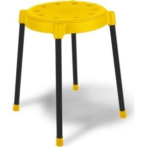 Табурет Sheffilton SHT-S36 Желтый/черный