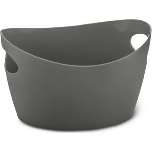 Контейнер для хранения 0,45 л тёмно-серый Koziol Bottichelli XS (5733665) цена