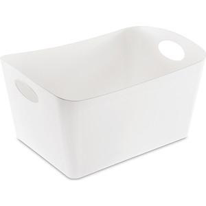 Контейнер для хранения белый Koziol Boxxx L (5743525)