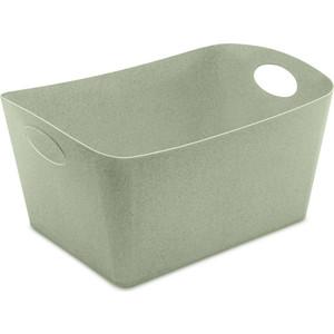 Контейнер для хранения 15 л зелёный Koziol Boxxx L Organic (5743668)