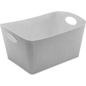 Контейнер для хранения 15 л серый Koziol Boxxx L Organic (5743670)