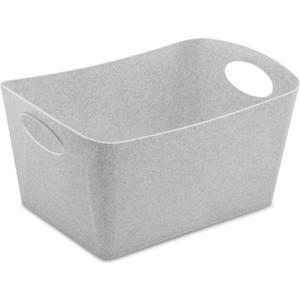 Контейнер для хранения 3,5 л серый Koziol Boxxx M Organic (5744670) контейнер для хранения koziol boxxx 48 31 24 см голубой