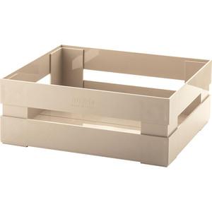Ящик для хранения бежевый Guzzini Tidy & Store L (16940079)