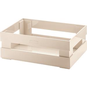 Ящик для хранения бежевый Guzzini Tidy & Store S (169300190)