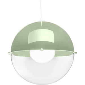 Подвесная лампа оливковая Koziol Orion (1911361) koziol подстановочная салфетка silk 3090588 45х32 см оливковая 004 080200 005 koziol