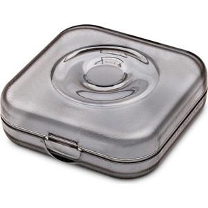 Шкатулка прозрачная серая Koziol Private Box (5801540)