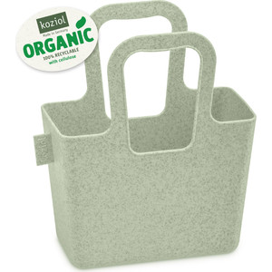 Органайзер зелёный Koziol Taschelini S Organic (5415668)