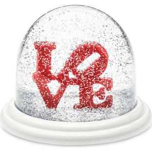 Снежный шар прозрачный Koziol Love (6213535)